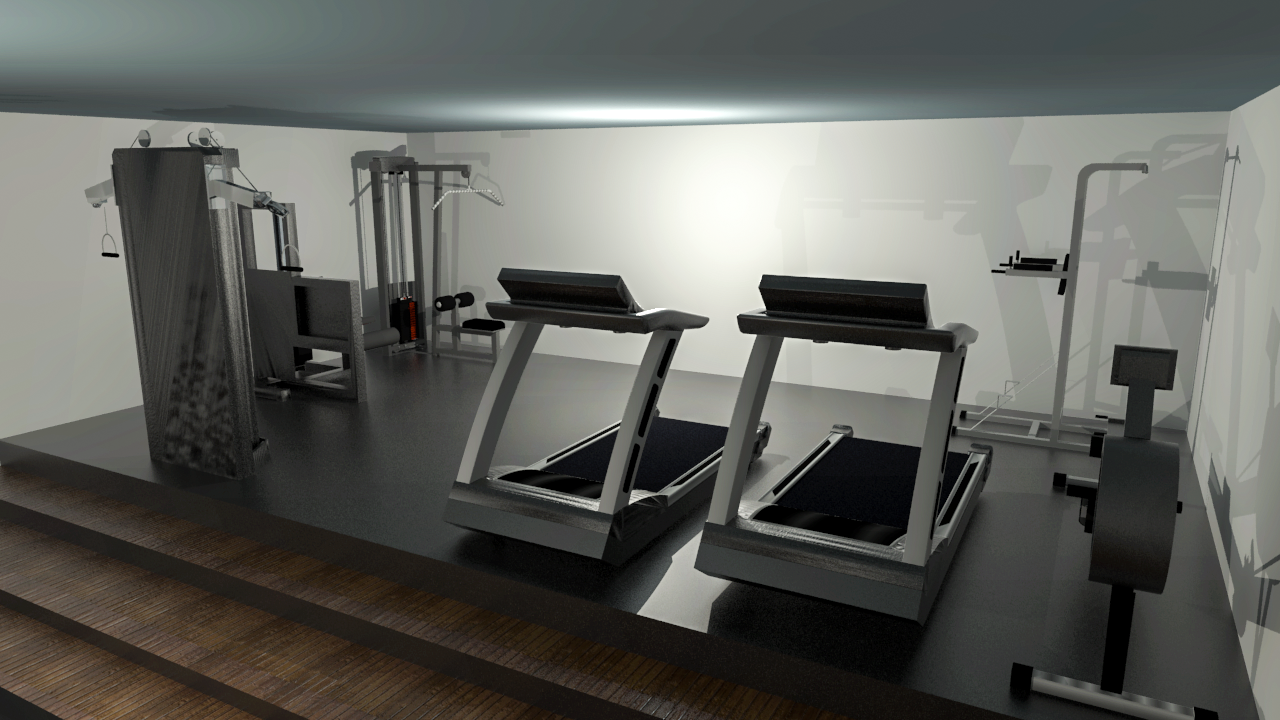 Gym concept Showcase Comfort Trondheim