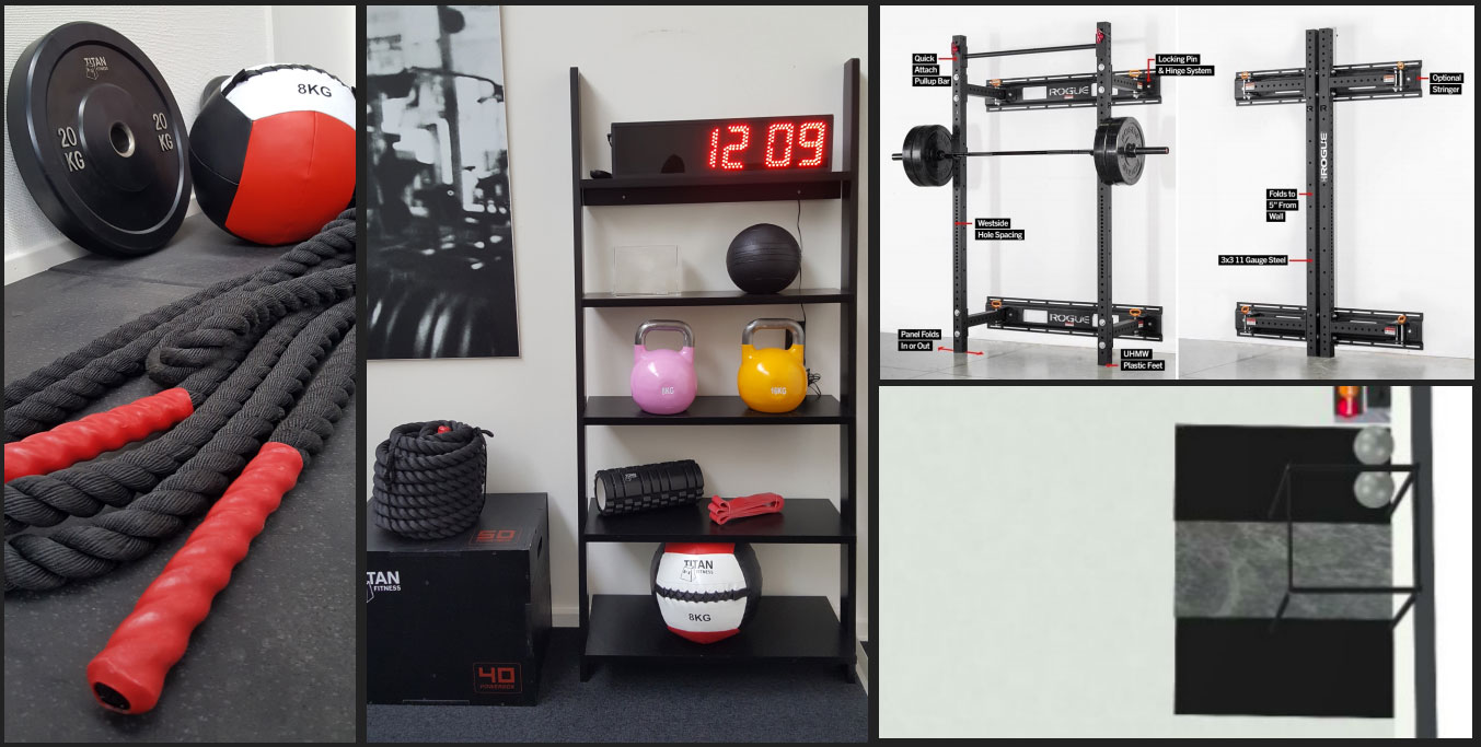 DoucheBag in-office Gym designed and delivered by Fit For Business
