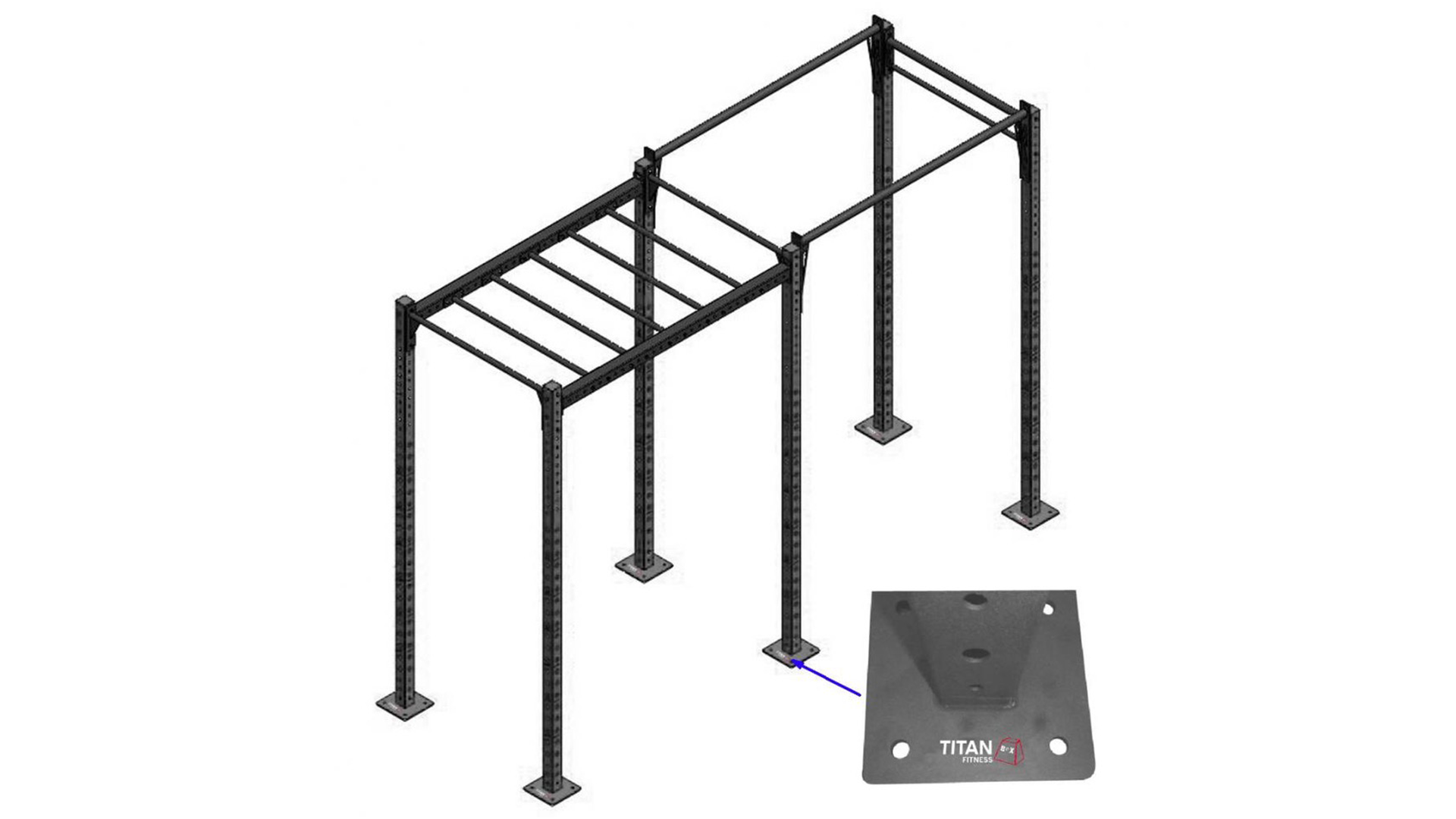 CrossFit Titan Rig from Fit For Business