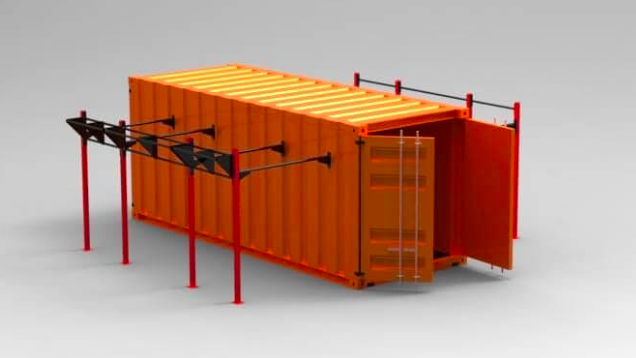 Box-in-Box concept by fit for business